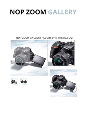 Nop Zoom NopCommerce Widget