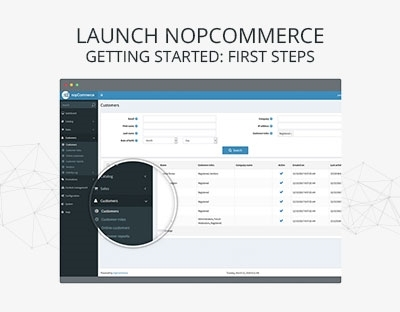 Picture for category Launch nopCommerce